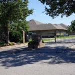 short term rental gated community