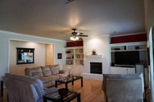 short term furnished rental